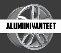 Auton alumiinivanteet netistä