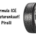 Formula ICE nastarenkaat