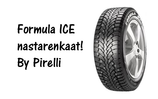 Formula ICE nastarenkaat
