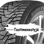Hankook Winter I*Pike RS2 W429 testimenestyjä
