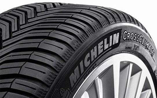 Michelin Crossclimate auton renkaat