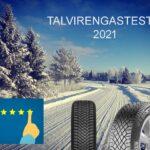 Auton rengastesti 2021 talvirenkaat